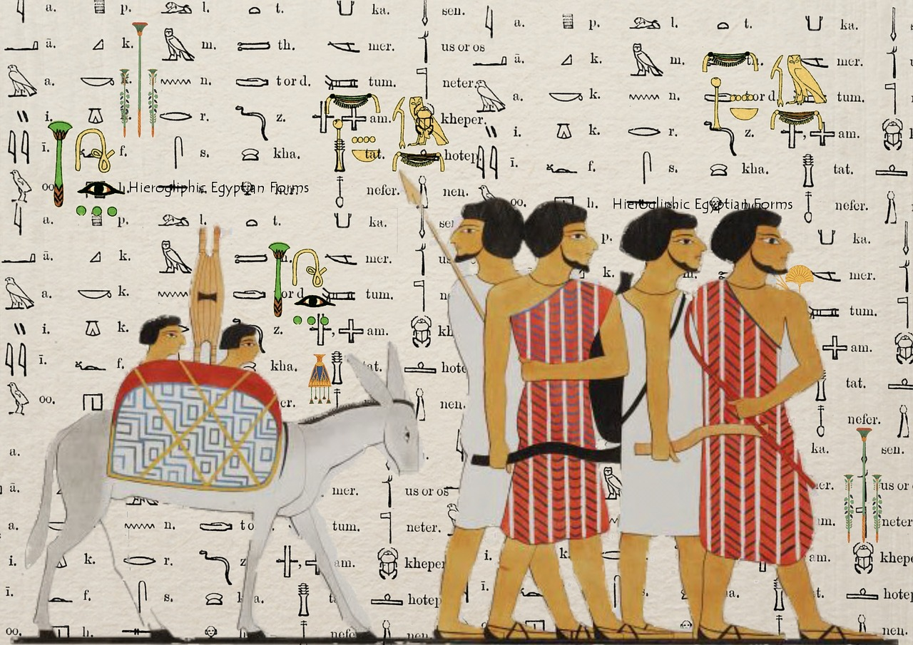 Ancient-record_Egyptian-papyrus