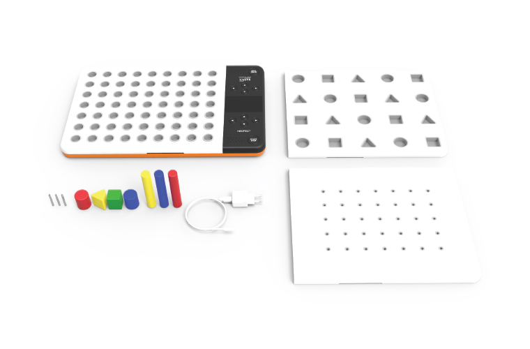 CES-Innovation-Award-Honoree-RAPAEL-Smart-Pegboard