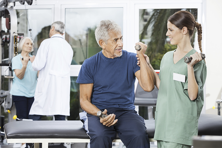 portable home therapies for stroke rehab