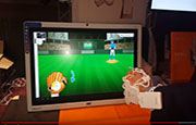 RAPAEL Smart Glove Exercise Spotlight - Baseball Catch